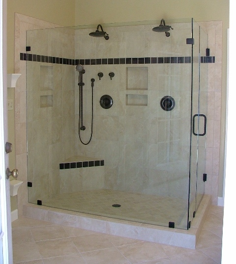 shower doors - michael's glass company